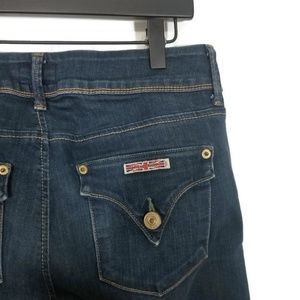 Hudson Jeans Collin Midrise Skinny Jeans